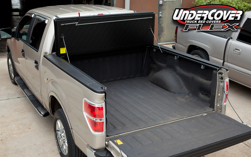 Undercover Truck Bed Cover Removal