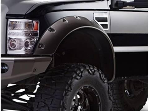 Bushwacker Fender Flares Topperking Topperking