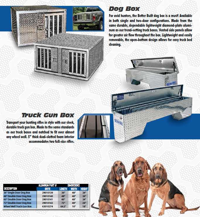 Dog Box Topperking Topperking Providing All Of Tampa Bay With