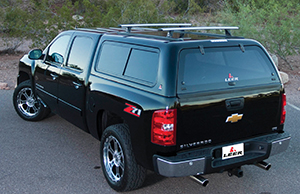 Topper/Cap Roof Racks