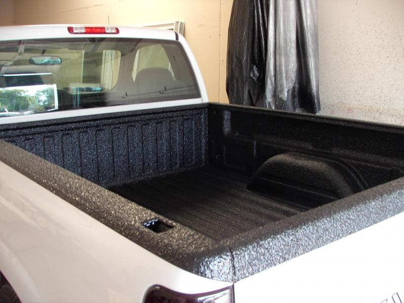 spray on bedliner topperking topperking providing all of tampa bay with quality truck. Black Bedroom Furniture Sets. Home Design Ideas