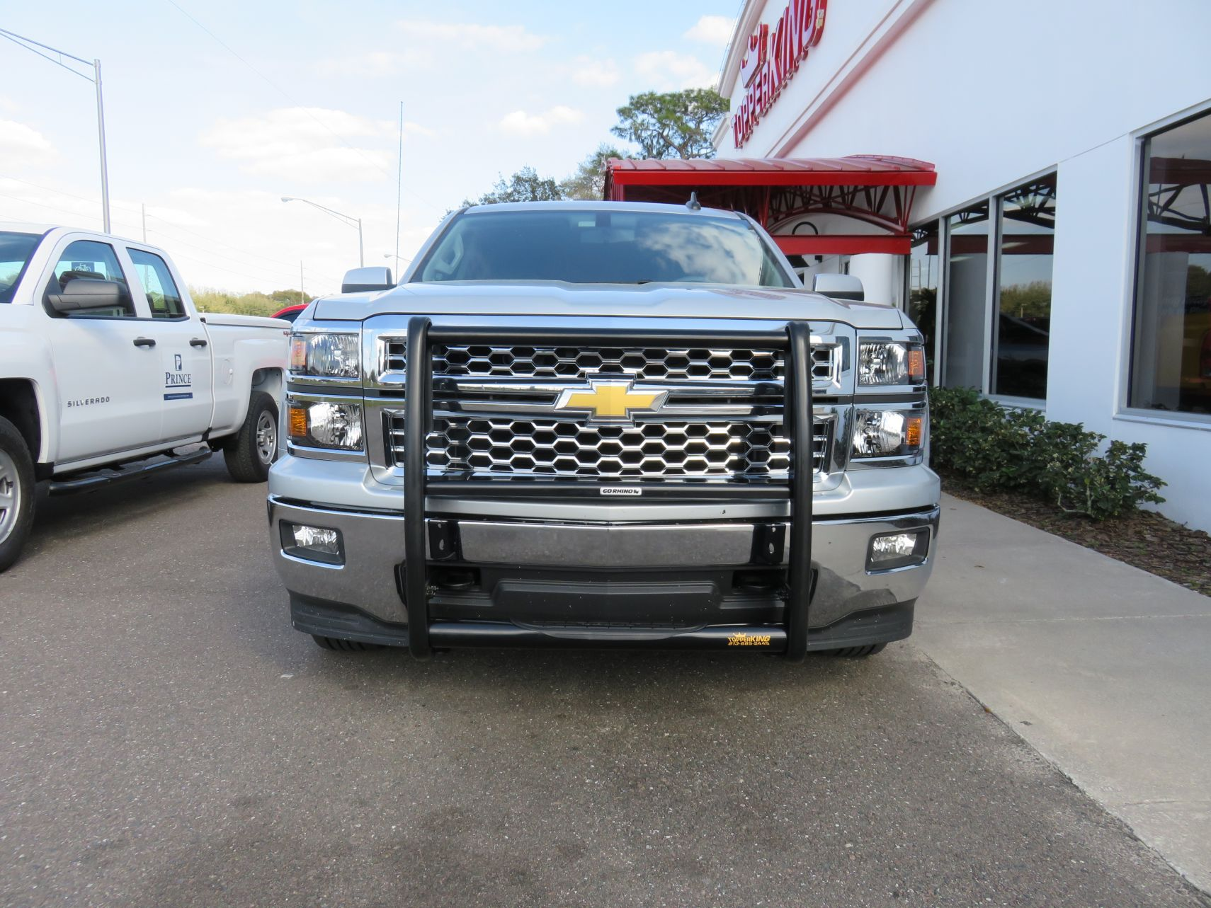 Running Boards For Chevy Silverado 2014 >> Bull Bars - TopperKING : TopperKING | Providing all of Tampa Bay with quality truck accessories