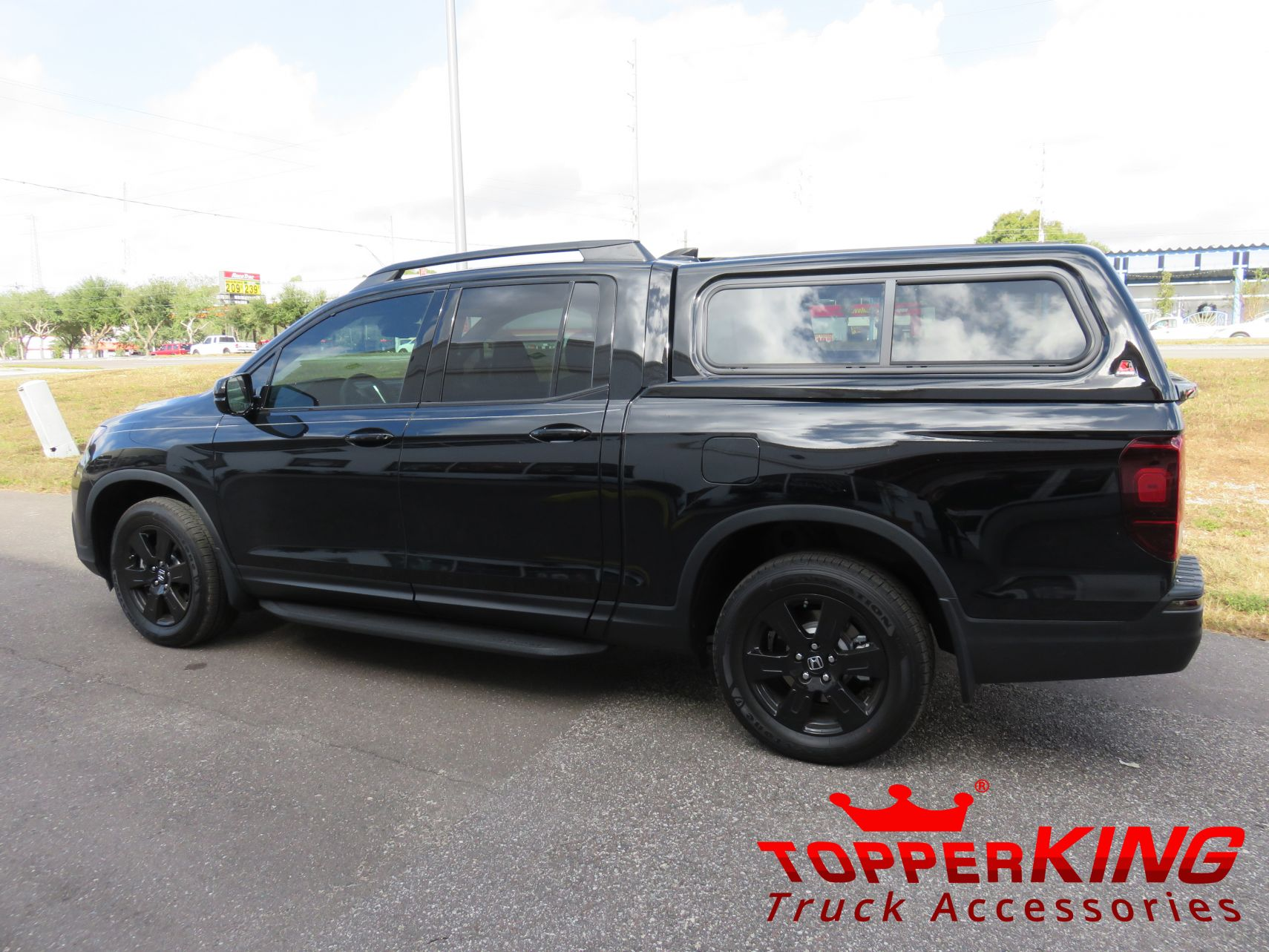 2017 Honda Ridgeline LEER 100XR - TopperKING : TopperKING | Providing all of Tampa Bay with ...