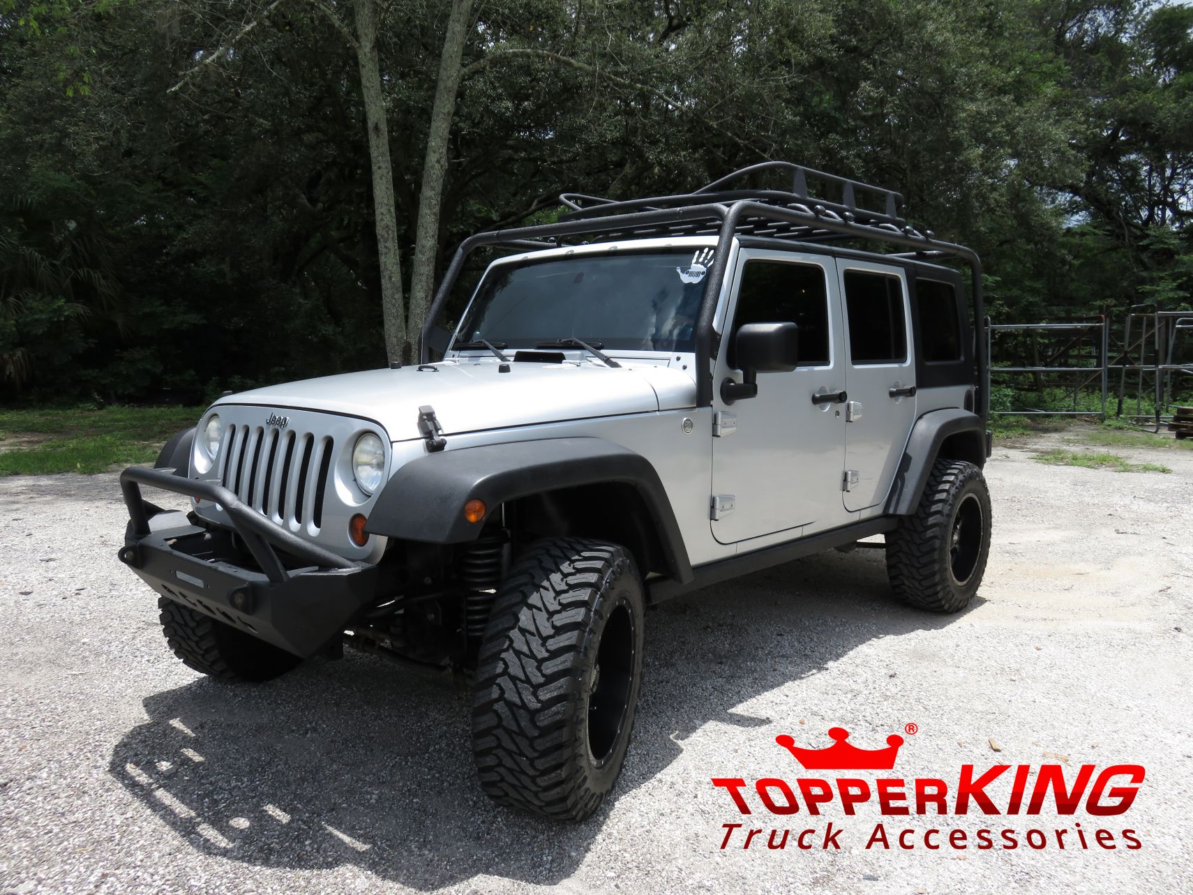 2015 jeep wrangler smittybilt rack topperking topperking providing all of tampa bay with. Black Bedroom Furniture Sets. Home Design Ideas