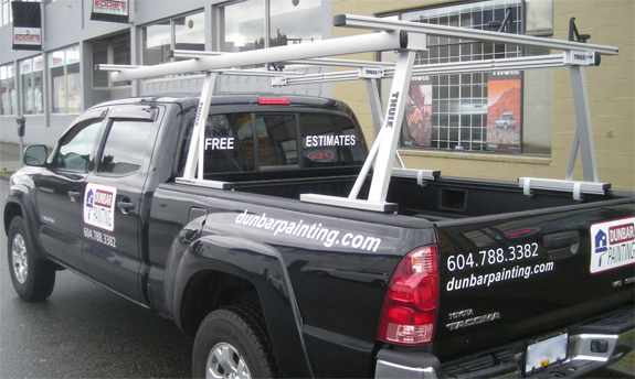 Toyota Tacoma Topper >> Commercial Racks and Carriers - TopperKING : TopperKING | Providing all of Tampa Bay with ...