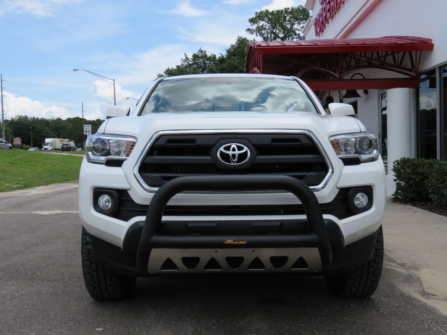 Toyota Tacoma Topper >> Bull Bars - TopperKING : TopperKING | Providing all of Tampa Bay with quality truck accessories
