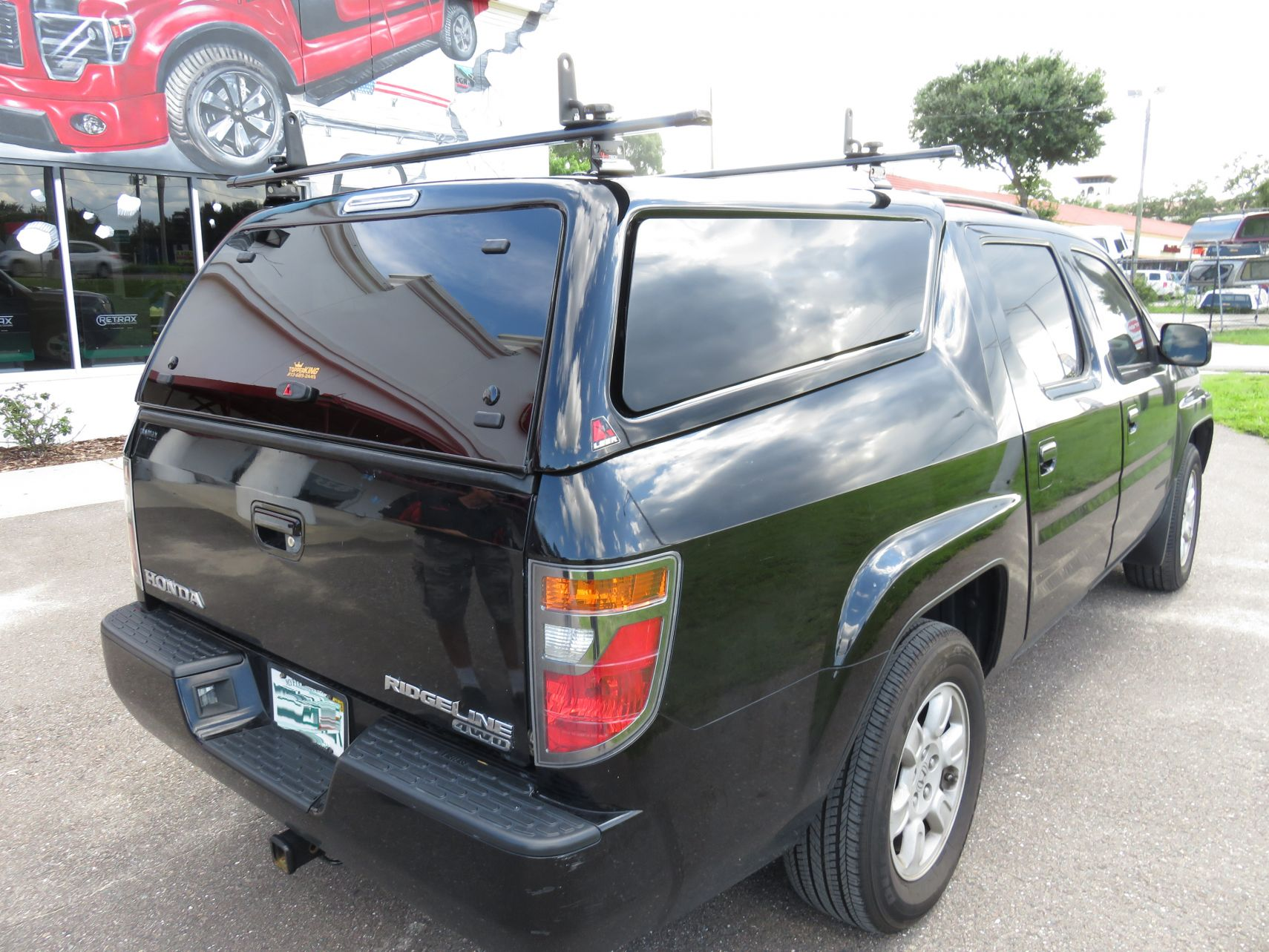 2007 Honda Ridgeline LEER 100XQ - TopperKING : TopperKING | Providing all of Tampa Bay with ...